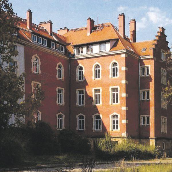 Wohnung in der Roten Kaserne